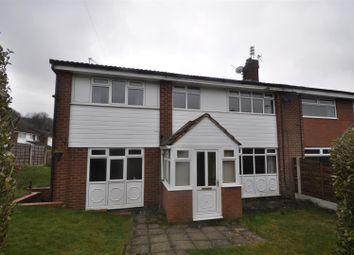 Thumbnail 5 bedroom semi-detached house for sale in Glenville Walk, Stalybridge