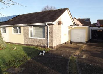 Thumbnail 2 bed bungalow for sale in 53 Willhayes Park, Axminster, Devon