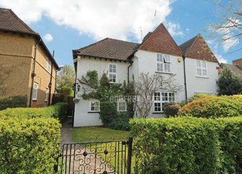 Thumbnail 3 bedroom semi-detached house for sale in Brookland Hill, London