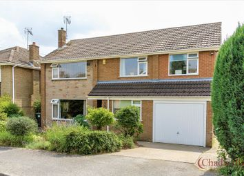 Thumbnail 5 bed detached house for sale in Greendale Avenue, Edwinstowe, Mansfield