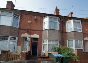 Thumbnail 4 bed terraced house to rent in St Georges Road, Coventry