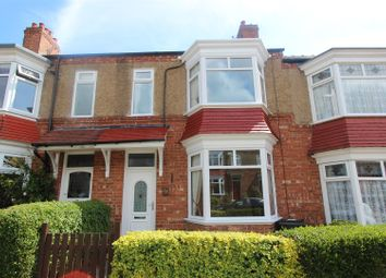 3 bed terraced house for sale in Cedar Road, Darlington DL3