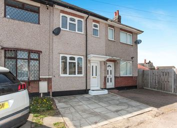 Thumbnail 3 bed terraced house to rent in Croft Road, Nuneaton