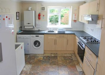 Thumbnail 6 bed semi-detached house to rent in Christchurch Road, University, Reading, Berkshire