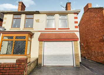 Thumbnail 3 bedroom semi-detached house for sale in Oxford Street, Church Gresley, Swadlincote