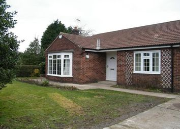 Thumbnail 2 bed bungalow to rent in Great Smeaton, Northallerton