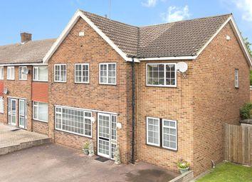 Thumbnail 5 bedroom end terrace house to rent in Beaumont Drive, Northfleet, Gravesend, Kent