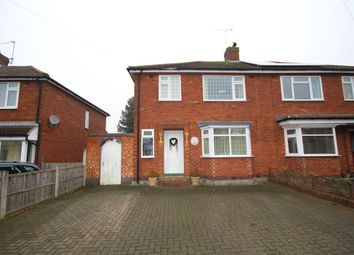 Thumbnail 3 bedroom semi-detached house for sale in Kelvin Road, Leamington Spa