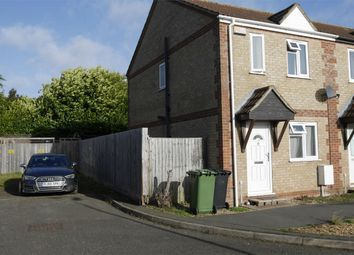 Thumbnail 2 bedroom end terrace house for sale in Pringle Way, Southery, Downham Market