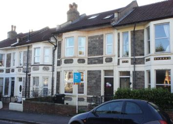 Thumbnail 5 bed terraced house to rent in Rudthorpe Road, Horfield, Bristol