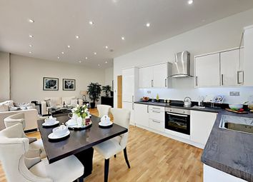 Thumbnail 1 bed flat for sale in Providence House, Bartley Way, Hook