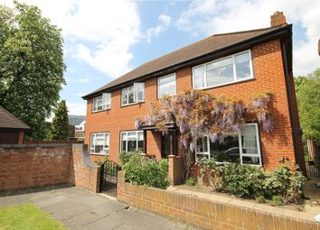 Thumbnail 4 bed detached house for sale in Broomfield, Sunbury-On-Thames, Surrey
