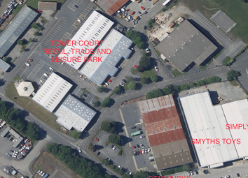 Thumbnail Light industrial to let in Unit 6 Tower Court, St David's Road, Enterprise Park, Swansea
