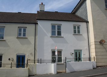 Thumbnail 3 bed terraced house to rent in Lower Saltram, Oreston, Plymouth