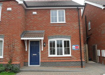 Thumbnail 2 bed semi-detached house to rent in Mill View, Barton-Upon-Humber