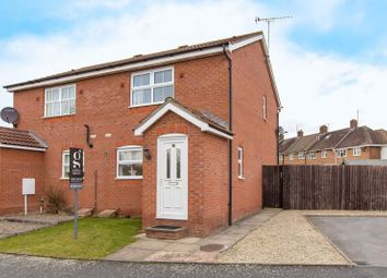 Thumbnail 2 bed semi-detached house for sale in Kings Crescent, Hereford