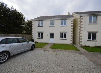 Thumbnail 4 bed property to rent in Church Road, Shortlanesend, Truro