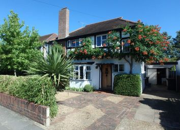 Thumbnail 4 bed detached house for sale in Squirrels Way, Epsom