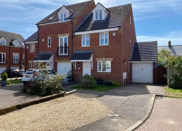 Thumbnail 3 bed semi-detached house for sale in Saxon Acre, Brackley