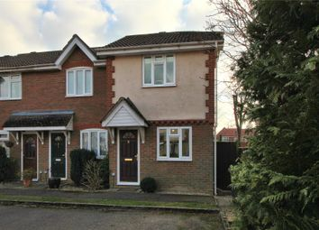 Thumbnail 1 bed end terrace house for sale in Woking, Surrey