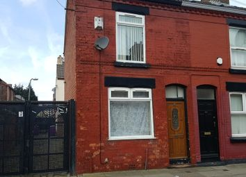 Thumbnail 2 bed end terrace house for sale in Herrick Street, Liverpool