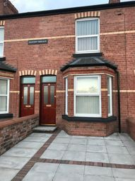 Thumbnail 2 bed end terrace house to rent in Chester Road, Flint