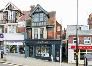 Thumbnail 3 bed maisonette to rent in High Street, Uckfield