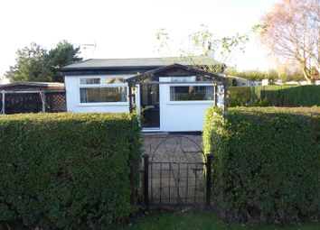 3 bed detached bungalow for sale in 1st Main Road, Humberston Fitties, Grimsby DN36