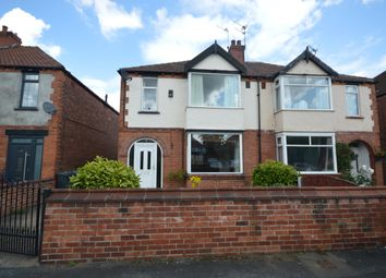3 bed semi-detached house for sale in Goldsborough Road, Town Moor, Doncaster, South Yorkshire DN2