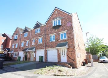 Thumbnail 4 bedroom town house for sale in Castle Lodge Avenue, Rothwell, Leeds