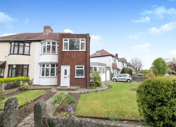 Thumbnail 3 bed semi-detached house for sale in Oxbarn Avenue, Bradmore, Wolverhampton