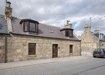 Thumbnail 2 bed semi-detached house for sale in South Street, Aberchirder, Huntly, Aberdeenshire