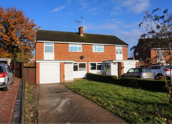 Thumbnail 3 bed semi-detached house for sale in Hazel Drive, Woking