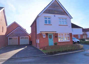Thumbnail 3 bed detached house for sale in Farm Close, Barnstaple