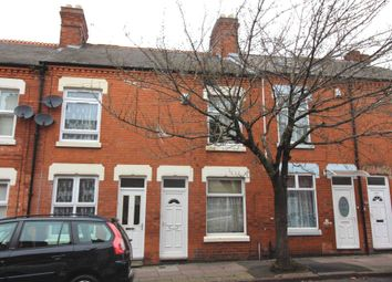 Thumbnail 3 bedroom terraced house for sale in Sherrard Road, Leicester