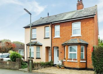 Thumbnail 2 bed semi-detached house for sale in Barnby Road, Knaphill, Woking