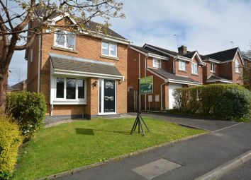 Thumbnail 3 bed detached house for sale in Old Farmside, Blackburn