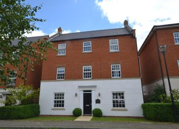 6 bed detached house for sale in Harlow Crescent, Oxley Park, Milton Keynes, Buckinghamshire MK4