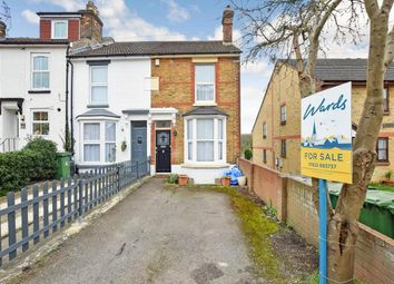 2 bed end terrace house for sale in Upper Fant Road, Maidstone, Kent ME16