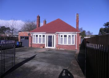 Thumbnail 4 bed detached bungalow for sale in 54 Hull Road, Withernsea, East Riding Of Yorkshire