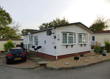 Thumbnail 2 bed detached bungalow for sale in Blueleighs Park Homes, Great Blakenham, Ipswich