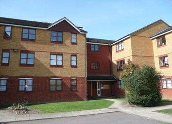 Thumbnail 1 bed flat to rent in Sherfield Close, New Malden