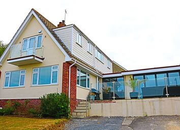 Thumbnail 4 bed detached house for sale in Mendip Edge, Bleadon Hill, Weston-Super-Mare
