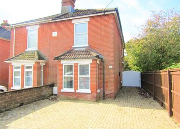 Thumbnail 3 bedroom semi-detached house for sale in Newtown Road, Southampton