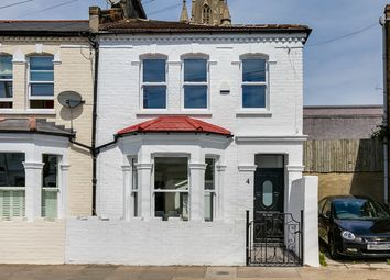 Thumbnail 3 bed end terrace house for sale in Sherbrooke Road, London