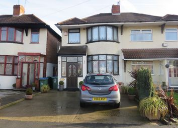 Thumbnail 3 bedroom semi-detached house for sale in Oldbury Road, West Bromwich