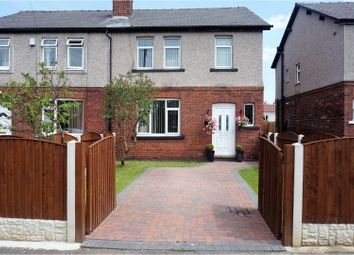 Thumbnail 3 bed semi-detached house for sale in Northfield Road, Sharlston, Wakefield