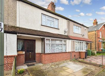Thumbnail 3 bed terraced house for sale in Albury Road, Merstham, Surrey