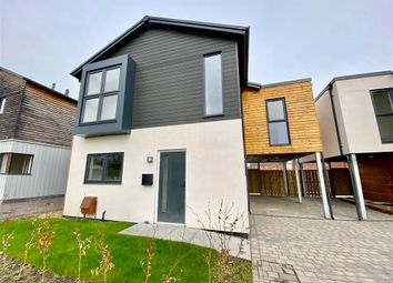 Thumbnail 4 bed detached house for sale in Forrest Drive, Hempstead, Peterborough