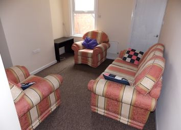 Thumbnail 2 bedroom terraced house to rent in Ullswater Street, Leicester